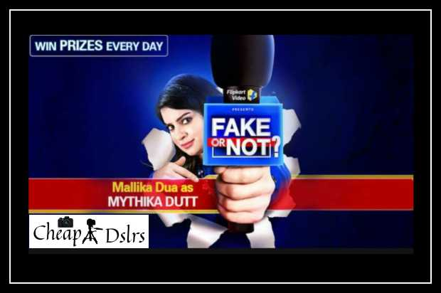 Flipkart Fake Or Not Fake Quiz Answers 04 September 2020 Win – Gifts
