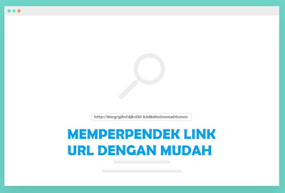 Cara memperpendek link sesuai keinginan