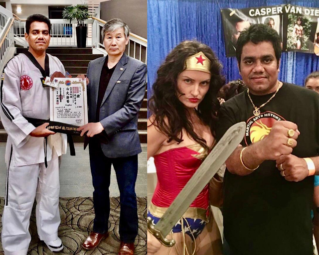 Father of Modern Martial Arts Dr. Jasbir Singh becomes the face of martial arts
