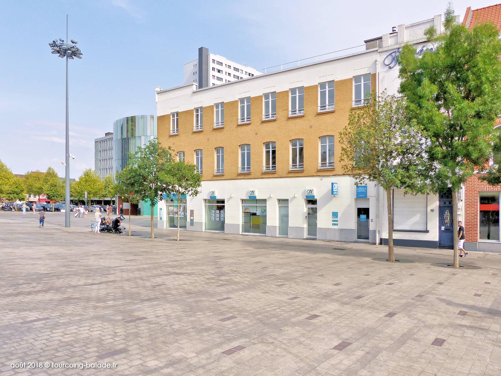 Crédit Agricole République, Tourcoing Centre