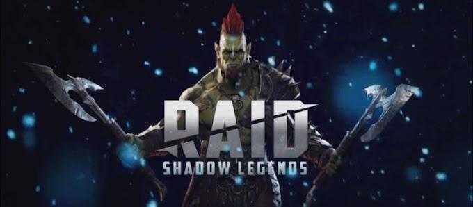 العب Raid Shadow Legends اقوى العاب الحرب 2020 مجانا