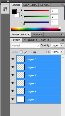 Cara Menggabungkan Layer Pada Photoshop : menggabungkan, layer, photoshop, MENGGABUNGKAN, BEBERAPA, LAYER, MENJADI, PHOTOSHOP, CARAYANGBICARA