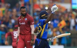 Cricket Highlightsz - West Indies vs Sri Lanka 1st T20I 2021