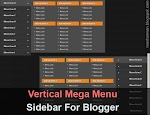 Cara Membuat Vertical Mega Menu Multi Level Di Blog