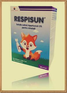RESPISUN Sun Wave Pharma pareri forum solutii saline nebulizator