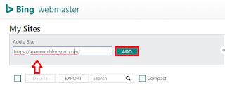 Cara Praktis Daftar Dan Submit Google Bing Webmaster Tools Terbaru