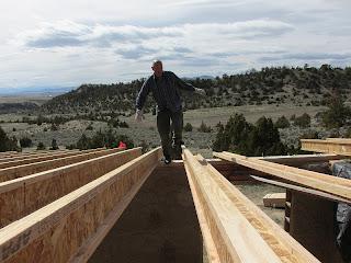 Building My Cabin