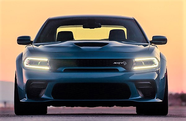 Dodge Charger SRT Hellcat Widebody preparado por Hennessey