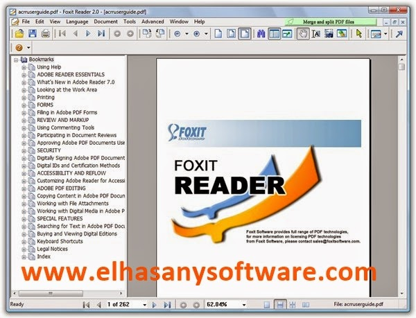 Download Foxit Reader