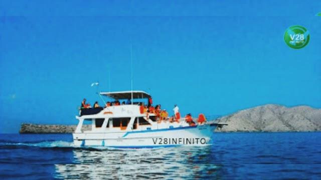 Yate Tayana un clásico para Tour en Mochima y Tour de Canales ( Complejo Turístico el Morro Lecheria)