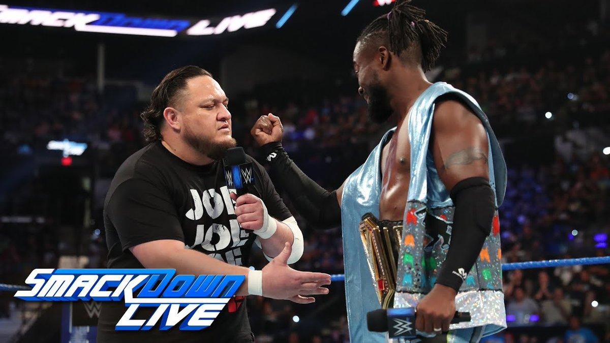 Kofi Kingston precisou da aprovação de Vince McMahon para mostrar o dedo do meio na televisão