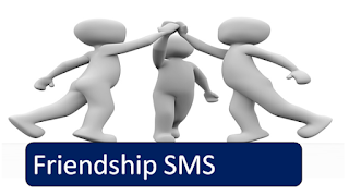 friendship SMS in Hindi and English.
