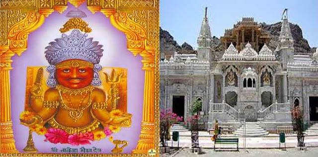 राजस्थान के बाड़मेर जिले के बालोतरा में स्थित मेवानगर में श्री नाकोडा पार्श्वनाथ तीर्थ स्थित है।
