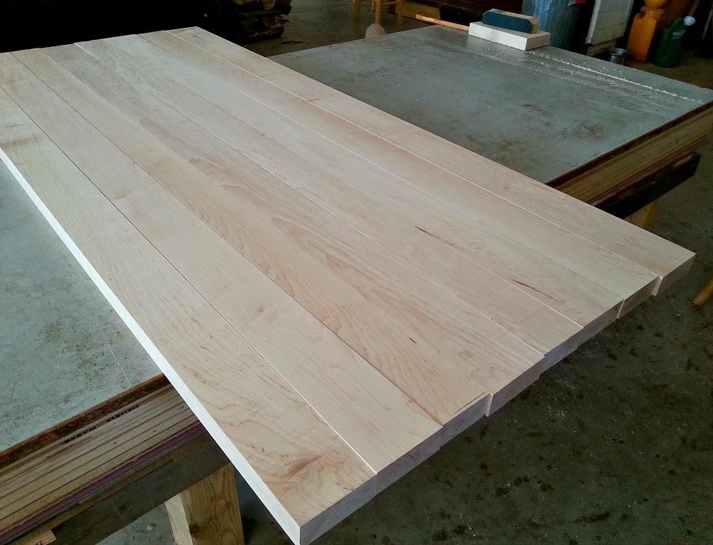 DIY Wood Countertop Tutorial