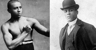 Joe Gans, first African American World Boxing Champion