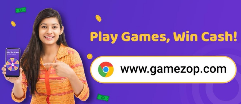 Gamezop Gaming App Earn Money Playing Fun Games