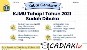 Cara Daftar Dan Syarat KJMU Tahap I Tahun 2021