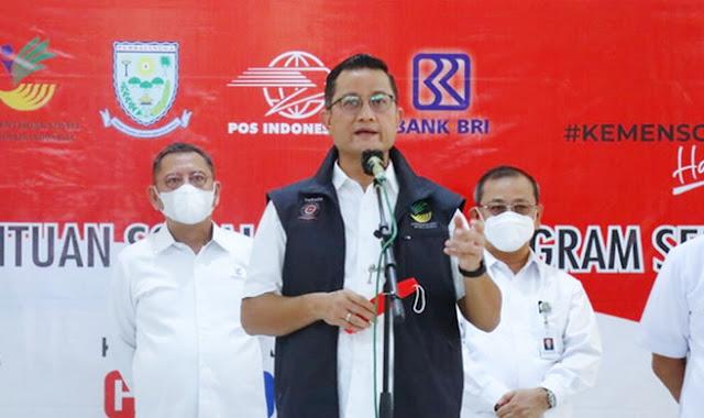 Sebelum Ditangkap, Juliari Ingatkan Warga Penerima Bansos: Jangan Buat Beli Pulsa dan Rokok!