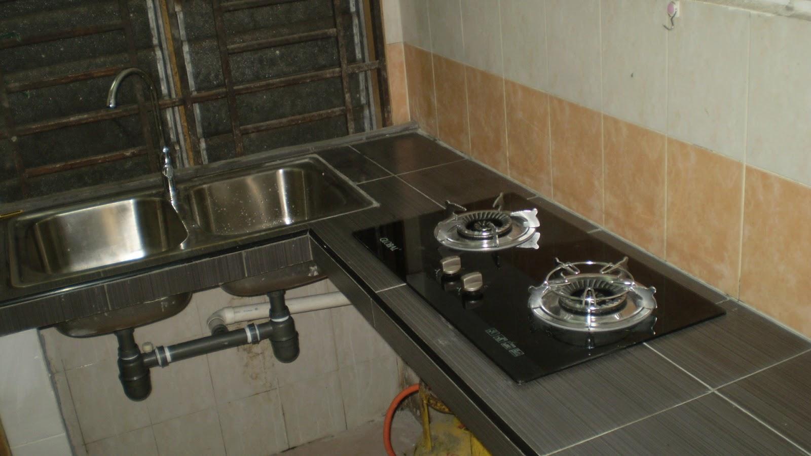 Esazainal: Concrete Kitchen Table Top (DIY)