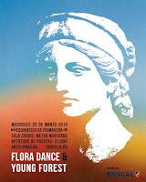 Concierto de Flora Dance y Young Forest en Siroco