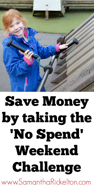 Frugal 2017 - Week 2   How I saved money with the 'No Spend' Weekend Challenge