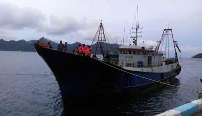 2 ABK yang Disiksa di Kapal Cina Dipulangkan ke Kampung Halaman