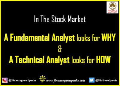 difference between Technical Analysis and Fundamental Analysis