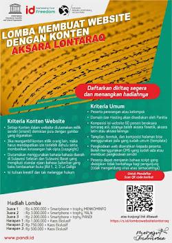 Kolaborasi Pandi, Aksara Lontaraq akan Dibudayakan Kembali di Nusantara