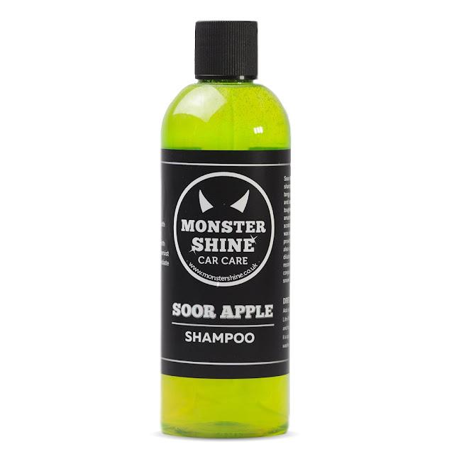 Soor Apple Shampoo