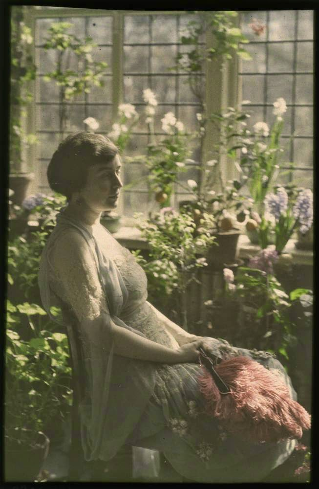 Life In Early Color Photography Vintage Everyday
