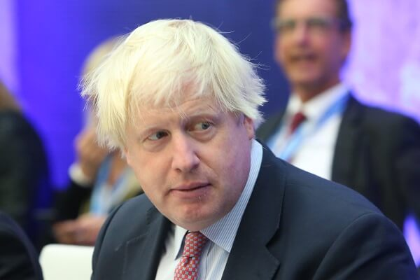 Boris Johnson, British Prime Minister, is in hospital ten days after his injury