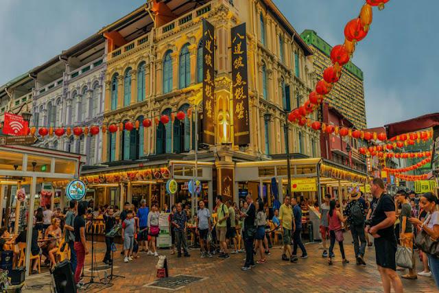 Ghé thăm những khu phố người Hoa nổi tiếng trên thế giới