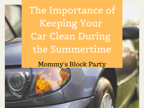 The Importance of Keeping Your Car Clean During the Summertime