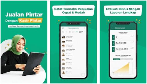 Aplikasi Kasir Android Gratis Terbaik - 3
