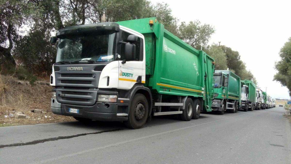 Emergenza rifiuti Catania soluzione Comune di Catania termovalorizzatori