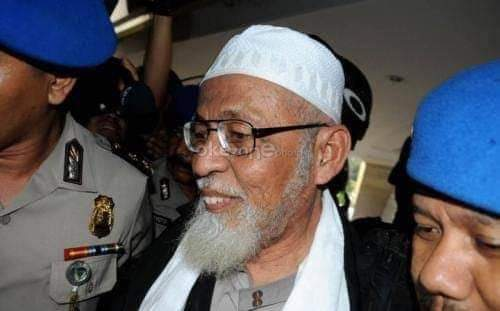 Ustadz Abu Bakar Ba'asyir Bebas Murni Tanpa Syarat