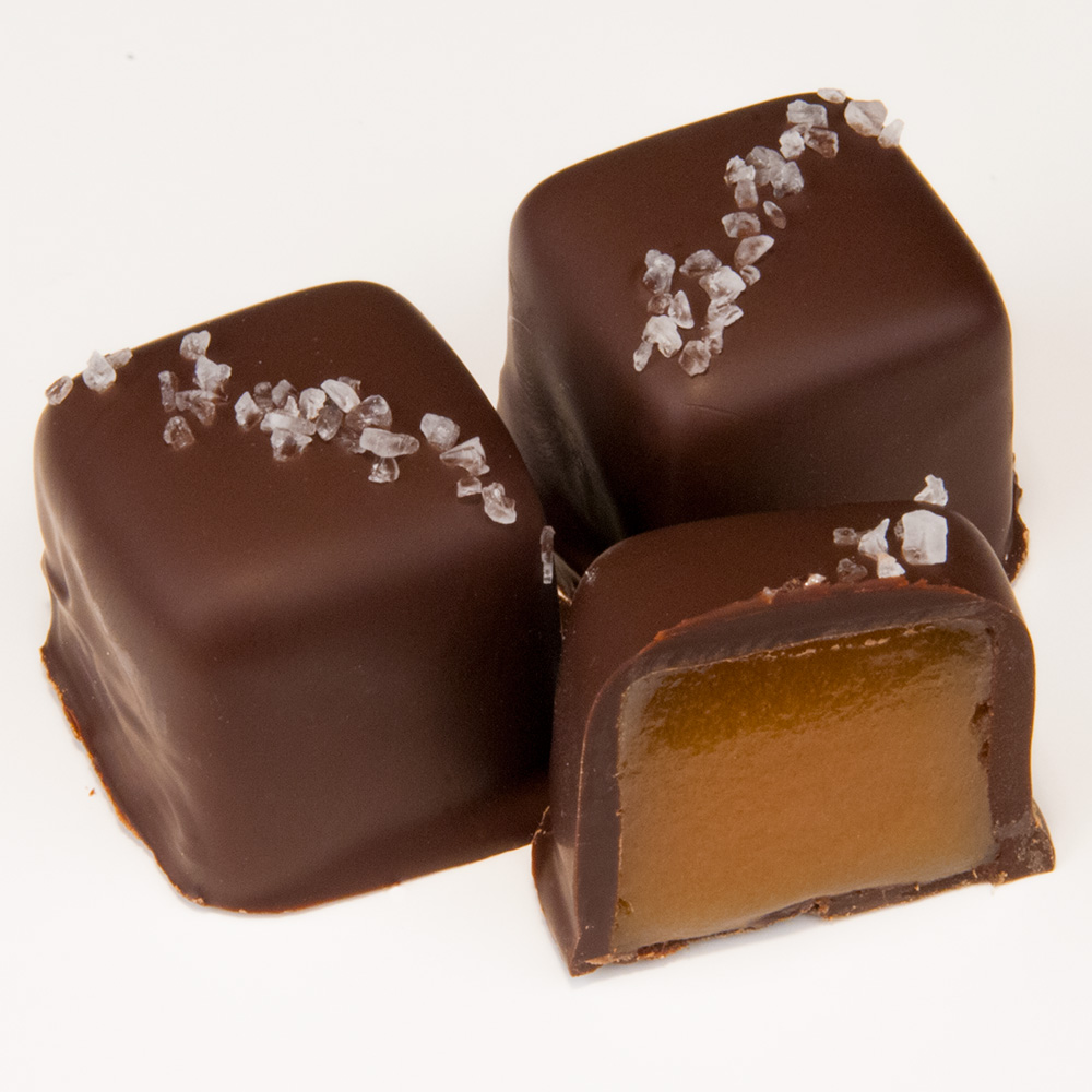 Depending on my innate chocolate-making skills)