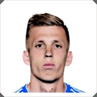 Dani Olmo Dinamo Zagreb Spain