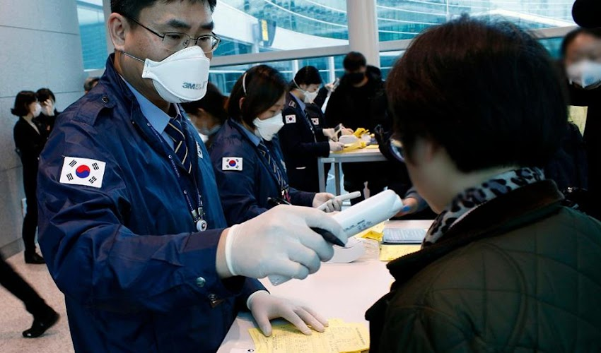 How  to Control Corona Virus Learn from South Korea