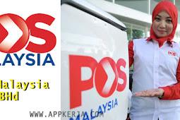 Jawatan Kosong di Pos Malaysia Berhad - Posmen/Kurier/Pemandu Lori & Van
