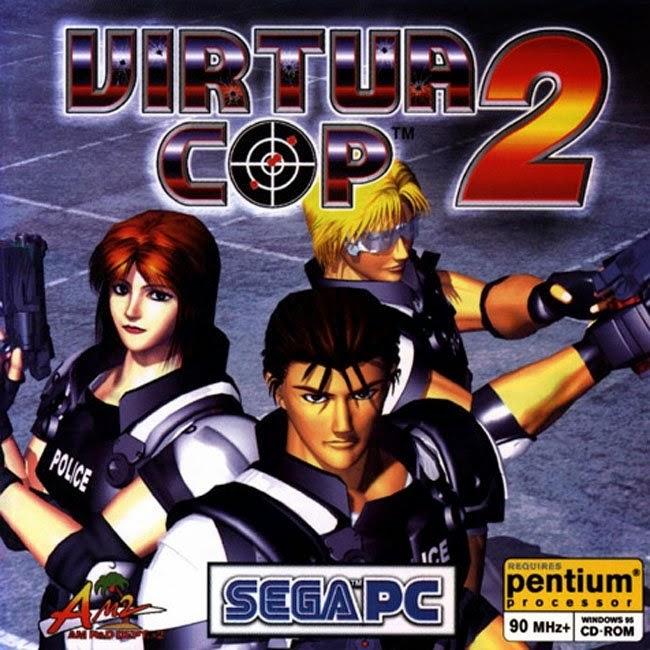 Free Download Virtua Cop 2 PC Game