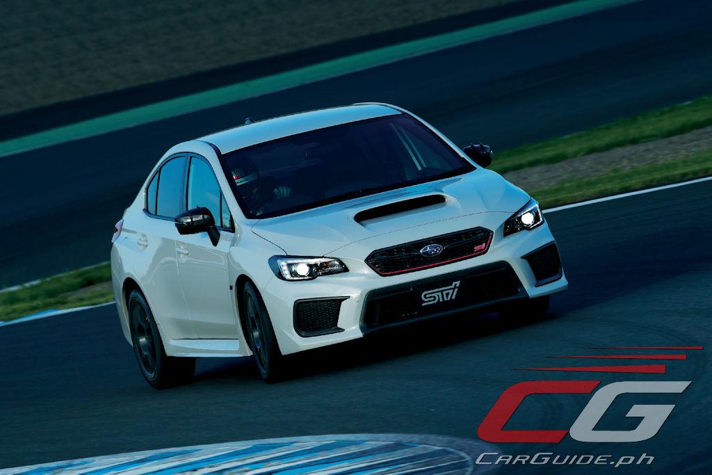 Limited Edition Subaru WRX STI Type RA-R Helps Celebrate ...