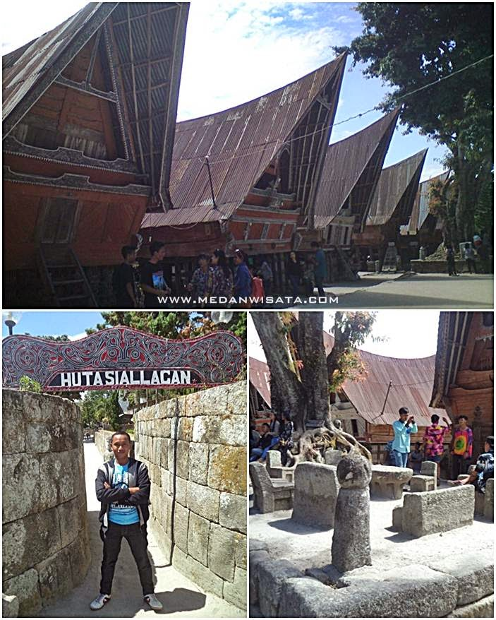 Wisata Budaya Batu Kursi Raja Siallagan Samosir