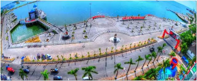 Kota dengan Pesona yang Indah, Makassar Pantai Losari