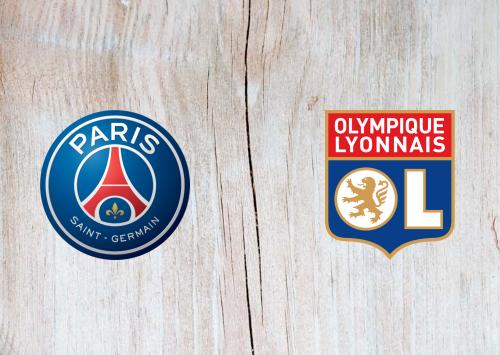 PSG vs Olympique Lyonnais -Highlights 13 December 2020