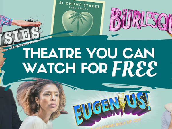 Theatre You Can Stream For FREE