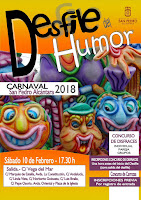 San Pedro de Alcántara - Carnaval 2018