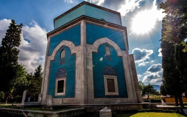 bursa'nın gezilecek tarihi yerleri yeşil camii