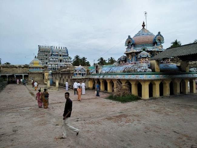 Thirukodeeswarar Temple Complex