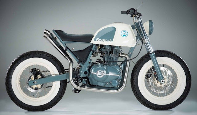 sinroja Motorcycles gentleman brat